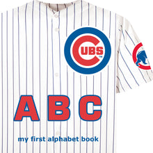 Load image into Gallery viewer, Chicago Cubs ABC Book