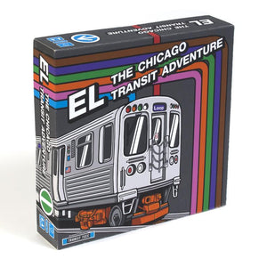 EL Chicago Transit Adventure Game