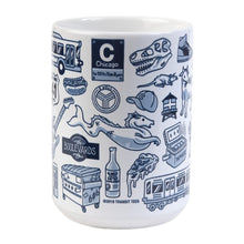 Load image into Gallery viewer, Chicago Icons Mug