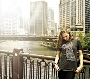 Chicago Neighborhoods Shirt (Unisex)