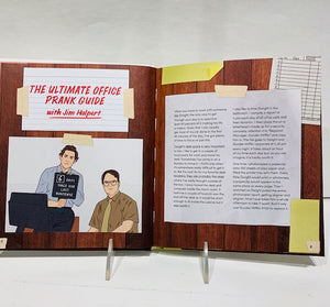 Inside Dunder Mifflin book