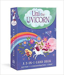 Uni the UNICORN!