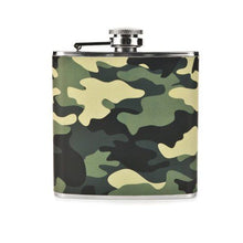 Load image into Gallery viewer, Camo Flask