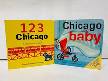 Load image into Gallery viewer, Chicago Baby Books