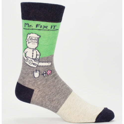 Mr. Fix It Socks