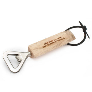 Authenticated Game Used Bat Bottle Opener