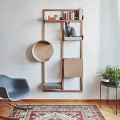 Create a Pet Nook with Cat Wall Furniture – Designer Cat Products | Luxury Cat Accessories