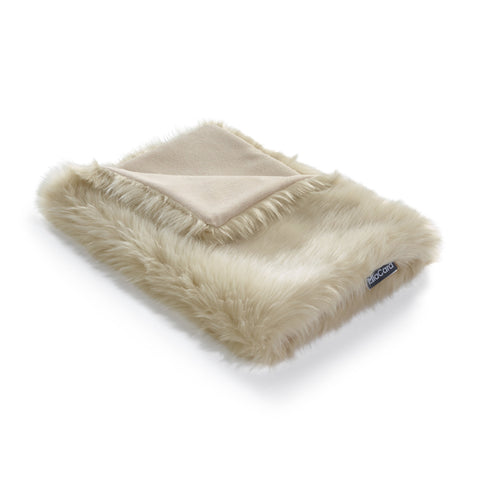 Land of Meow MiaCara Lana Luxury Cat Blanket Ivory