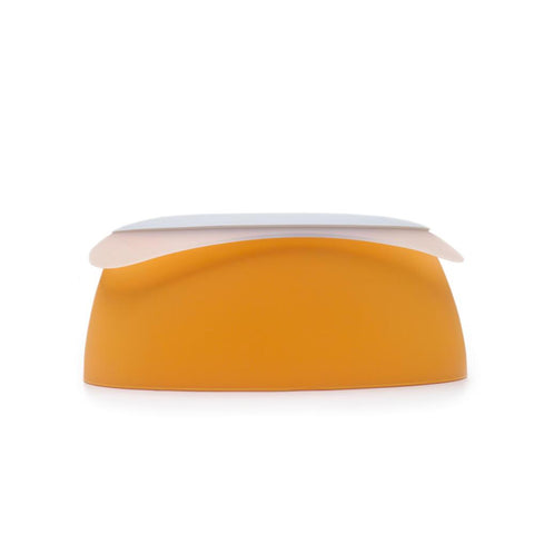Land of Meow SleepyPod Yummy Travel Luxury Cat Bowl Mango Tango