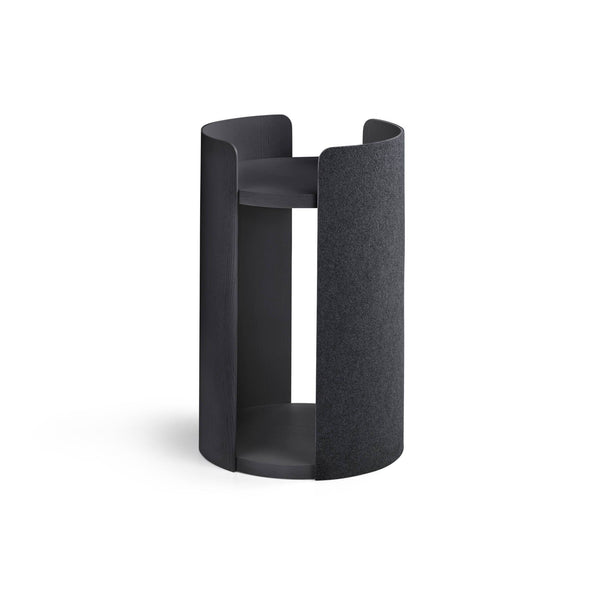 Land of Meow Torre Luxury Cat Tree Black Small