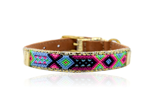 Land of Meow the Collarist Crazy Cute Luxury Cat Collar