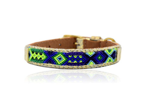 Land of Meow the Collarist Midnight Meow Luxury Cat Collar