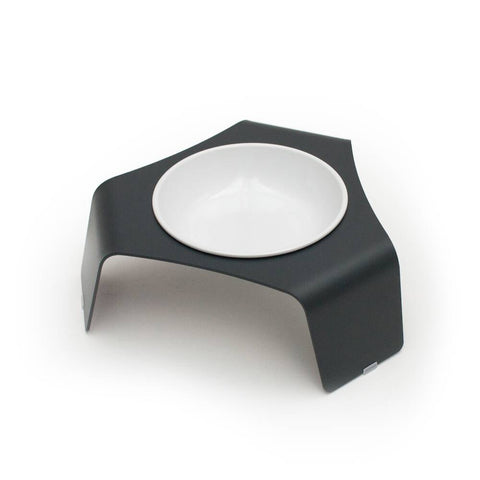 Deli Cat Bowl - Black