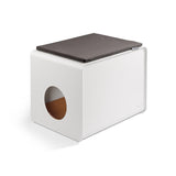 Sito Cat Litter Box - White