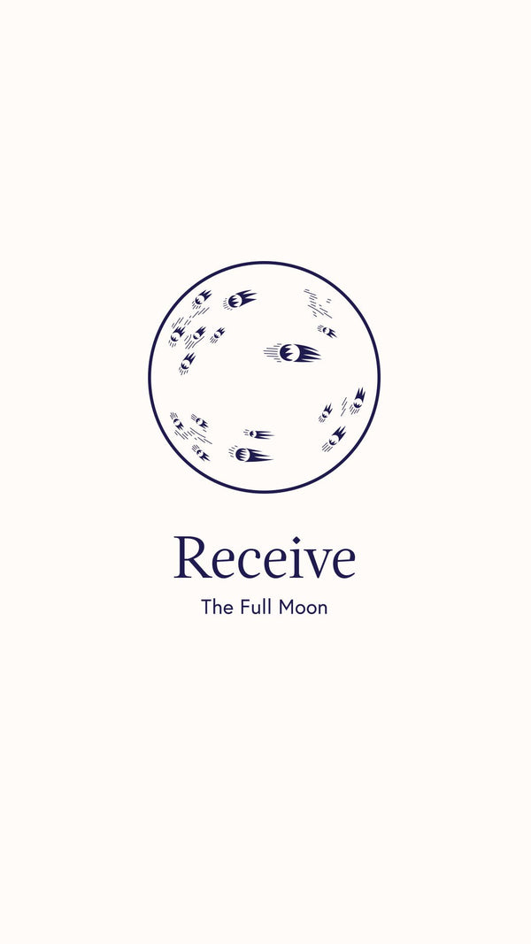 Receive Full Moon Bath Bombs and Bath Teas