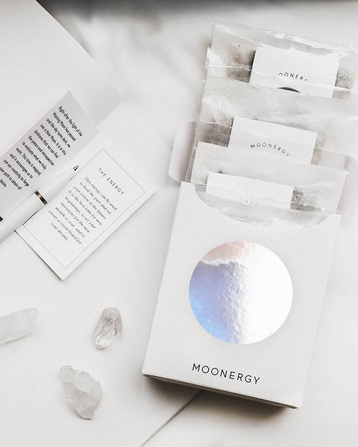 Moon Bath Teas from Moonergy