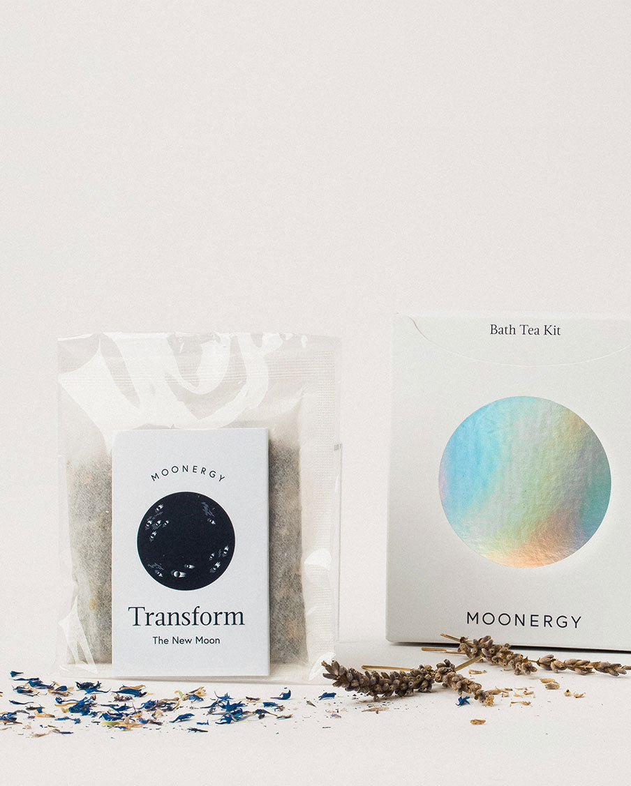 Moon Ritual Bath Tea Kit