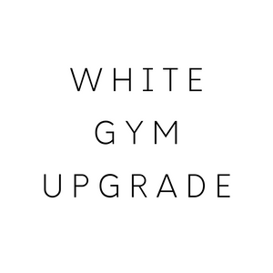 White Gym Upgrade