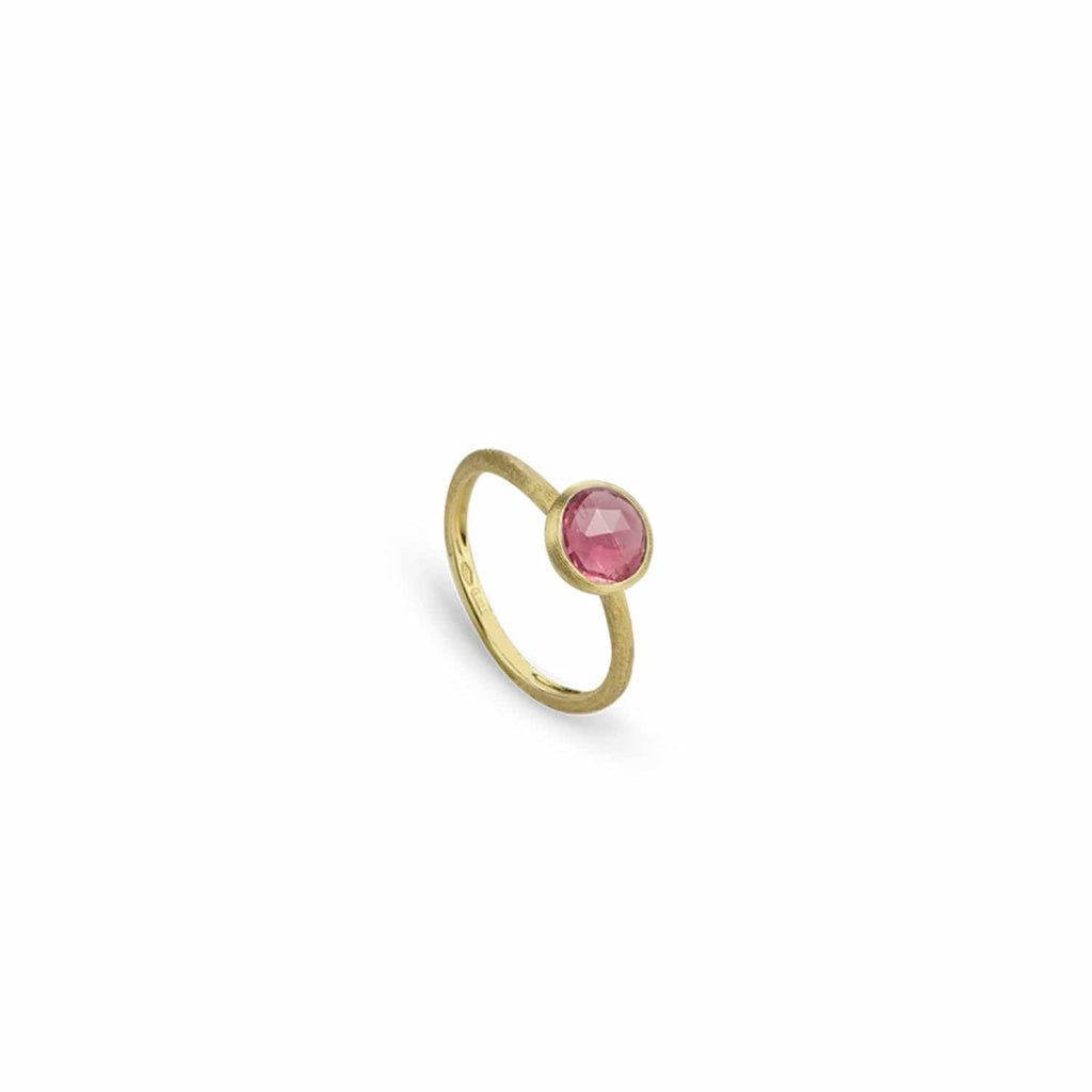 Jaipur Pink Tourmaline Ring