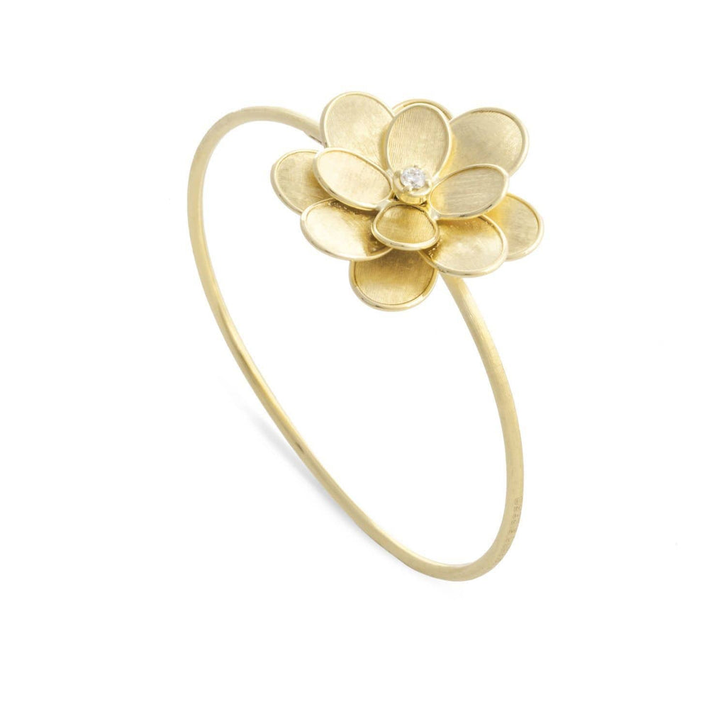 Lunaria Petali Flower Bangle