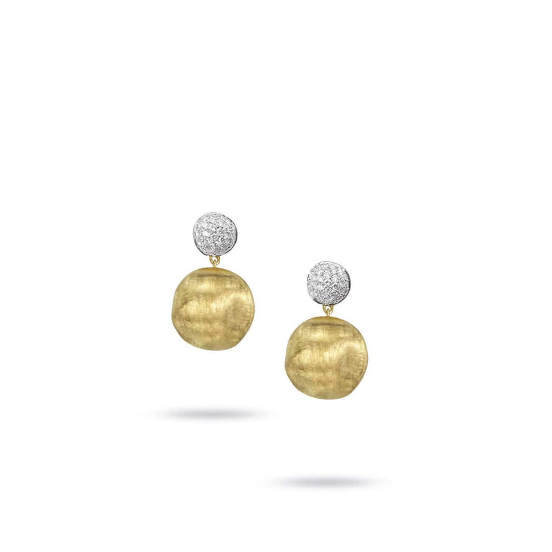 Forest Diamond Earrings