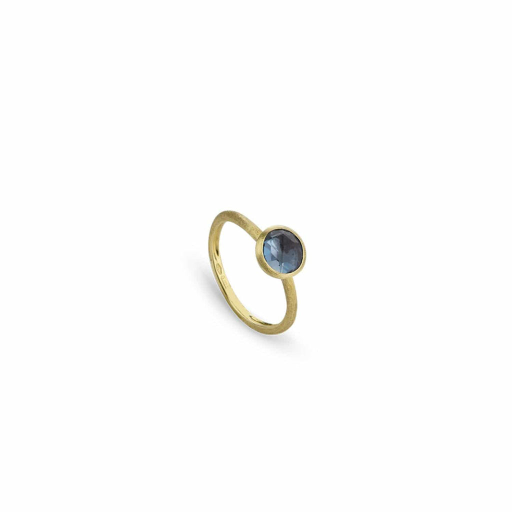 Jaipur London Blue Topaz Ring