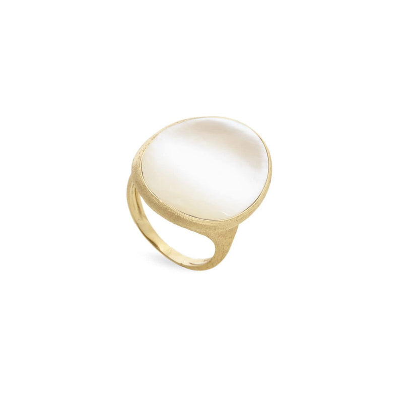 Lunaria Mother of Pearl Ring