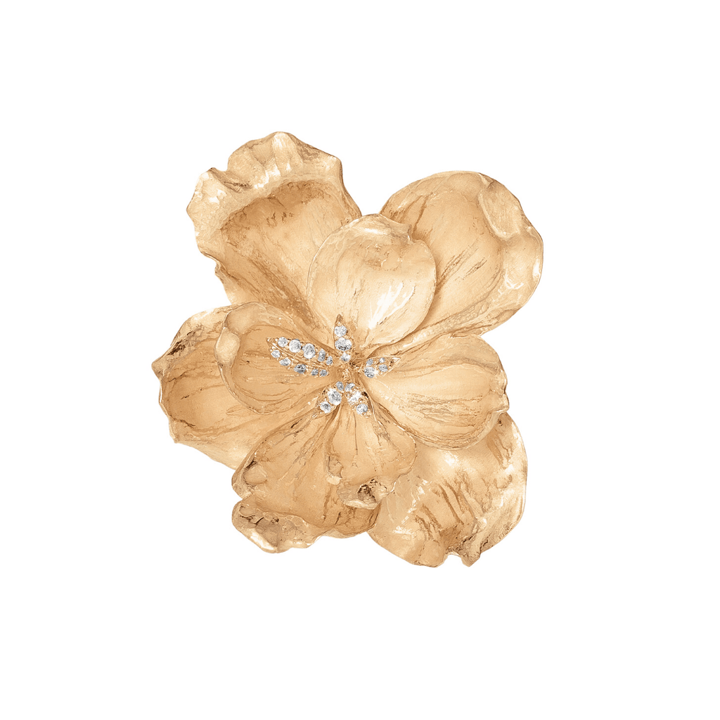 Special Edition Wild Rose Brooch
