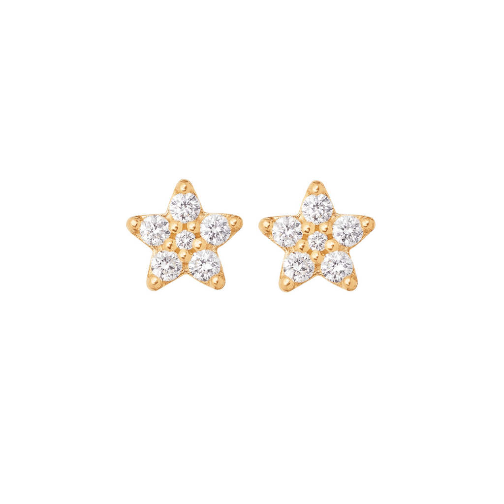 Shooting Star Earrings Small