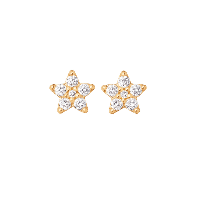 Ole Lynggaard Shooting Star Earrings Small