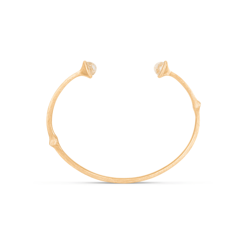 Nature Rutile Quartz Bangle