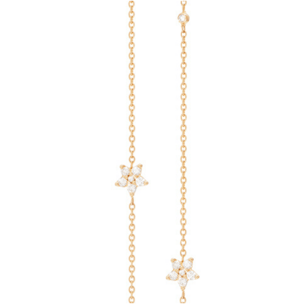 Shooting Star Collier