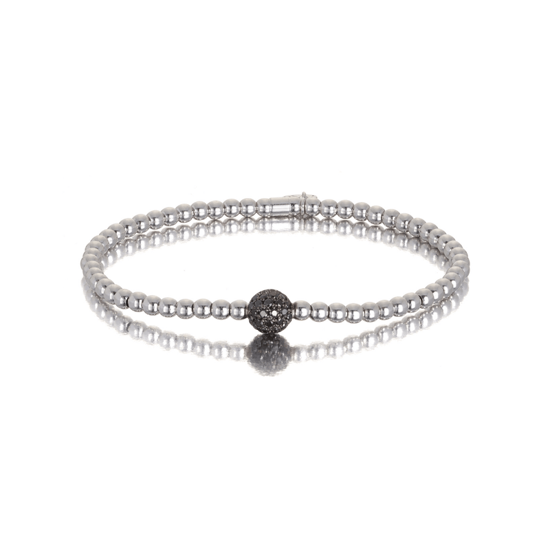 Tresore Black Diamond Bracelet