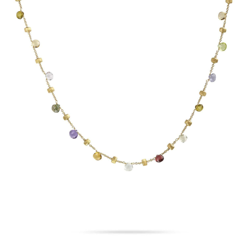 Paradise Mixed Gemstone Necklet