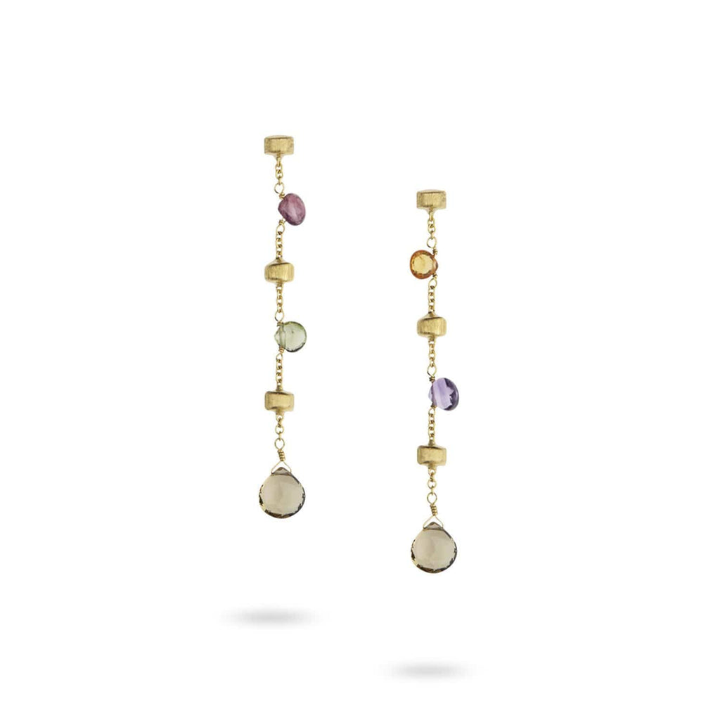 Paradise Mixed Gemstone Earrings