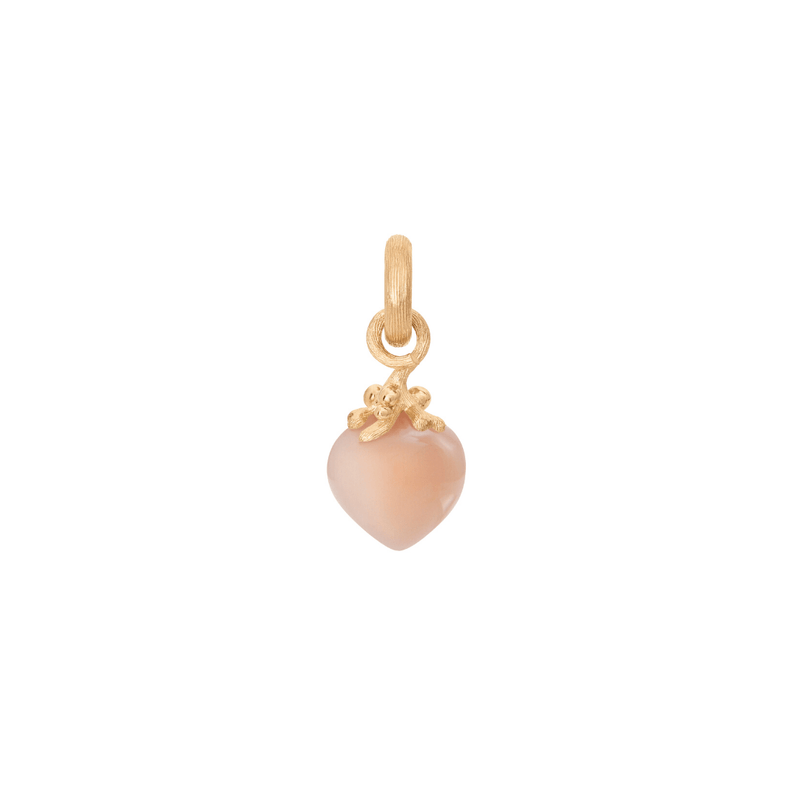 Sweet Drops Blush Moonstone Charm