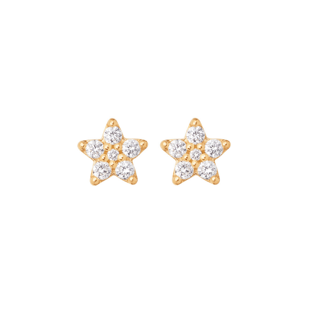 Shooting Star Earrings Mini