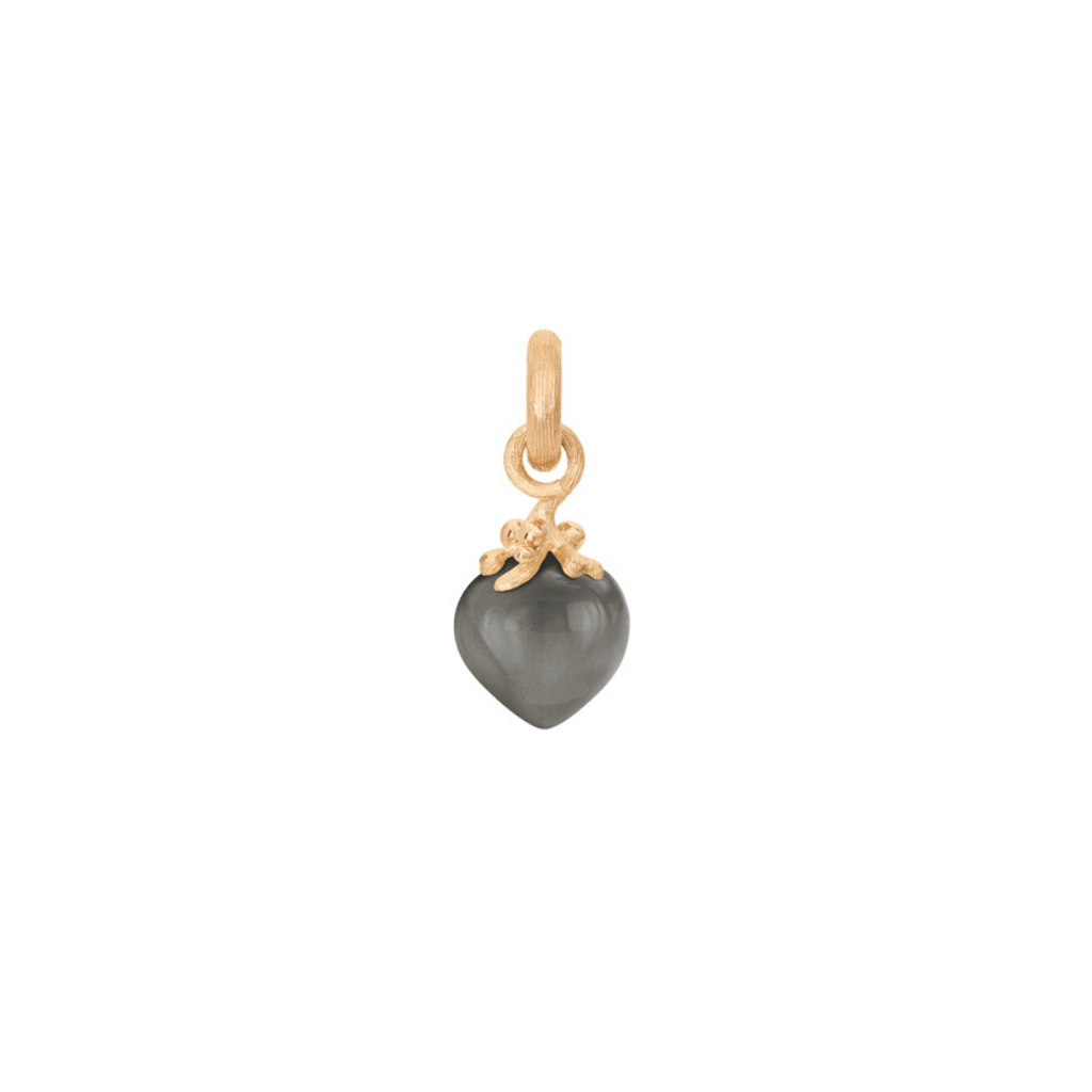 Sweet Drops Grey Moonstone Charm