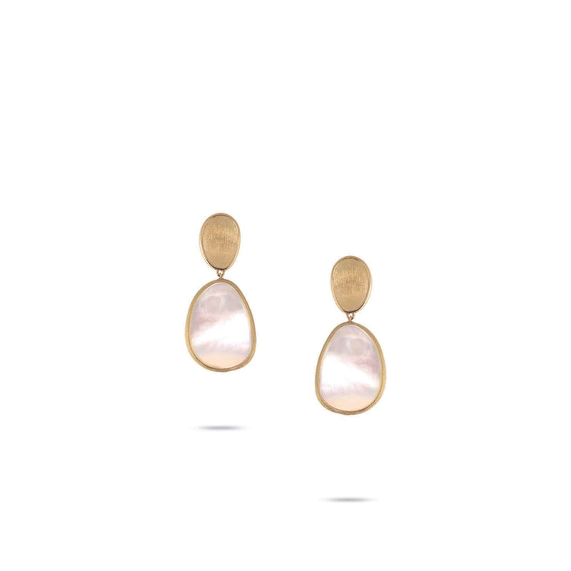 Lunaria Mother of Pearl Earrings