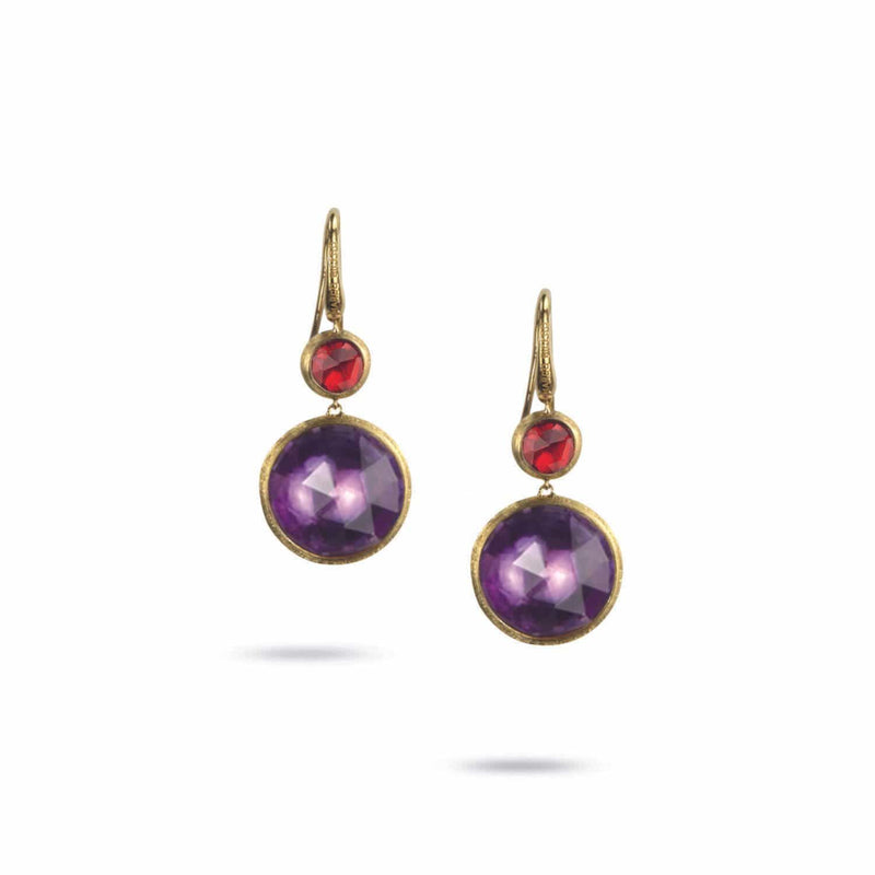 Marco Bicego Jaipur Mixed Gemstone Earrings