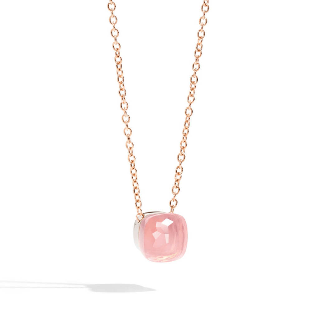 Nudo Rose Quartz Necklet
