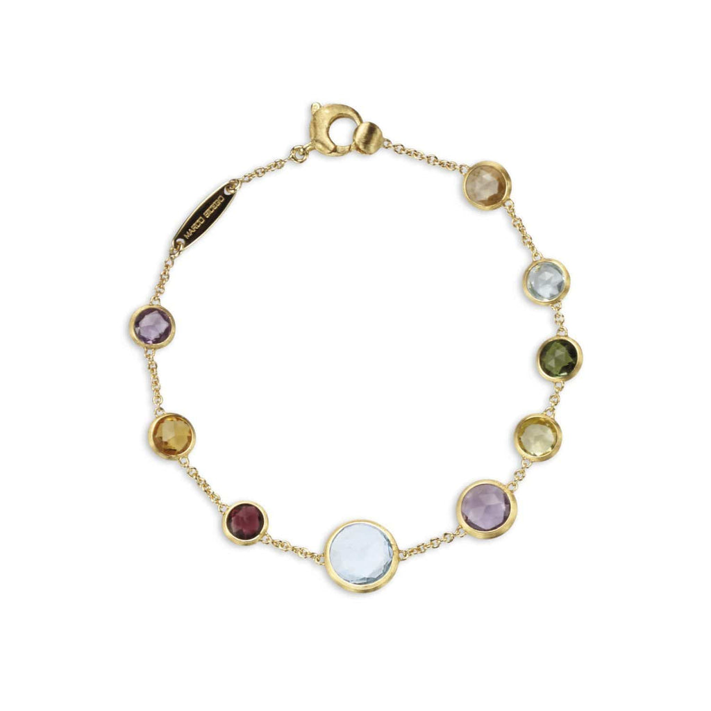 Jaipur Mixed Gemstone Bracelet