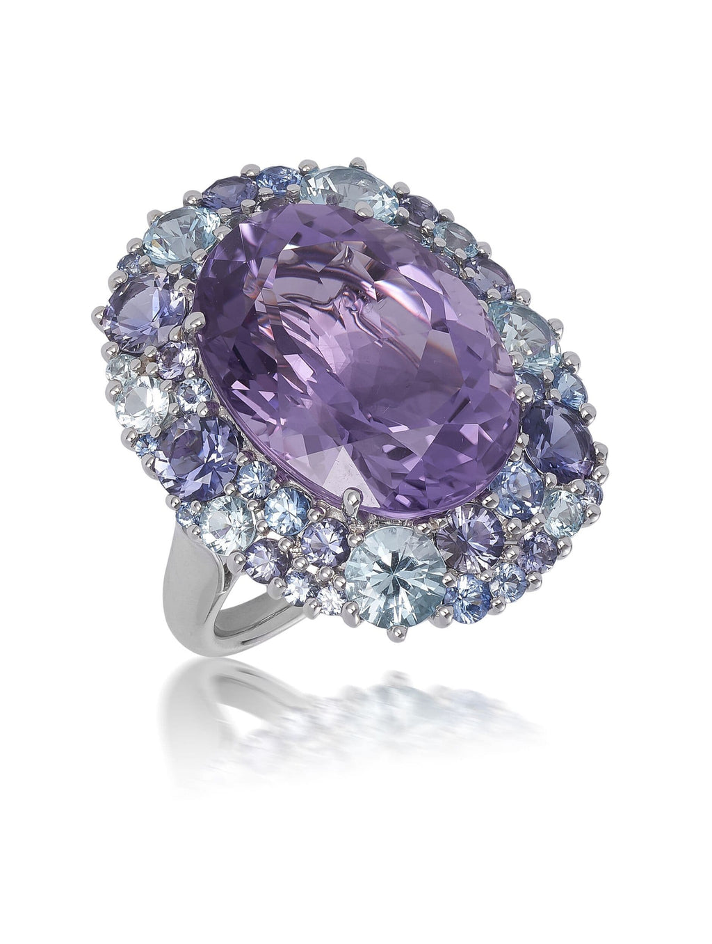 Emotion Amethyst Ring