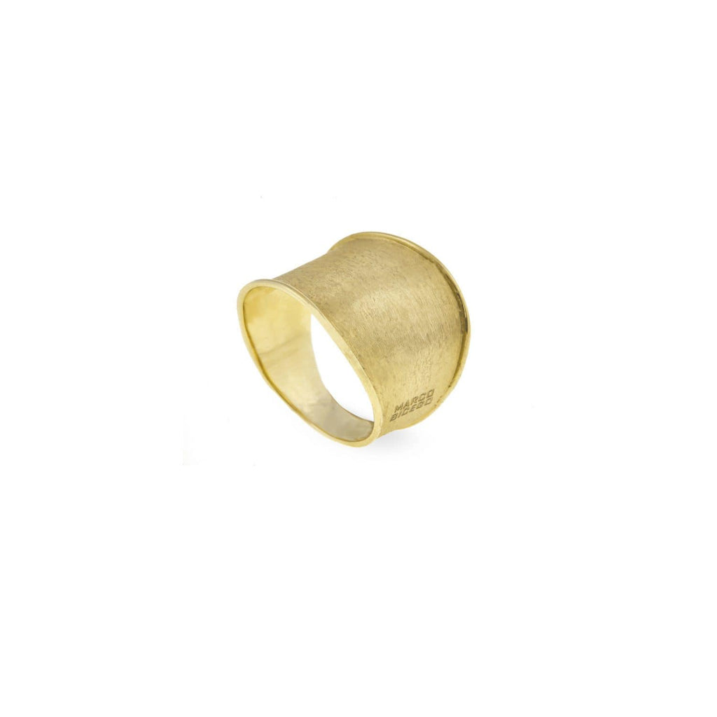 Lunaria Wide Ring