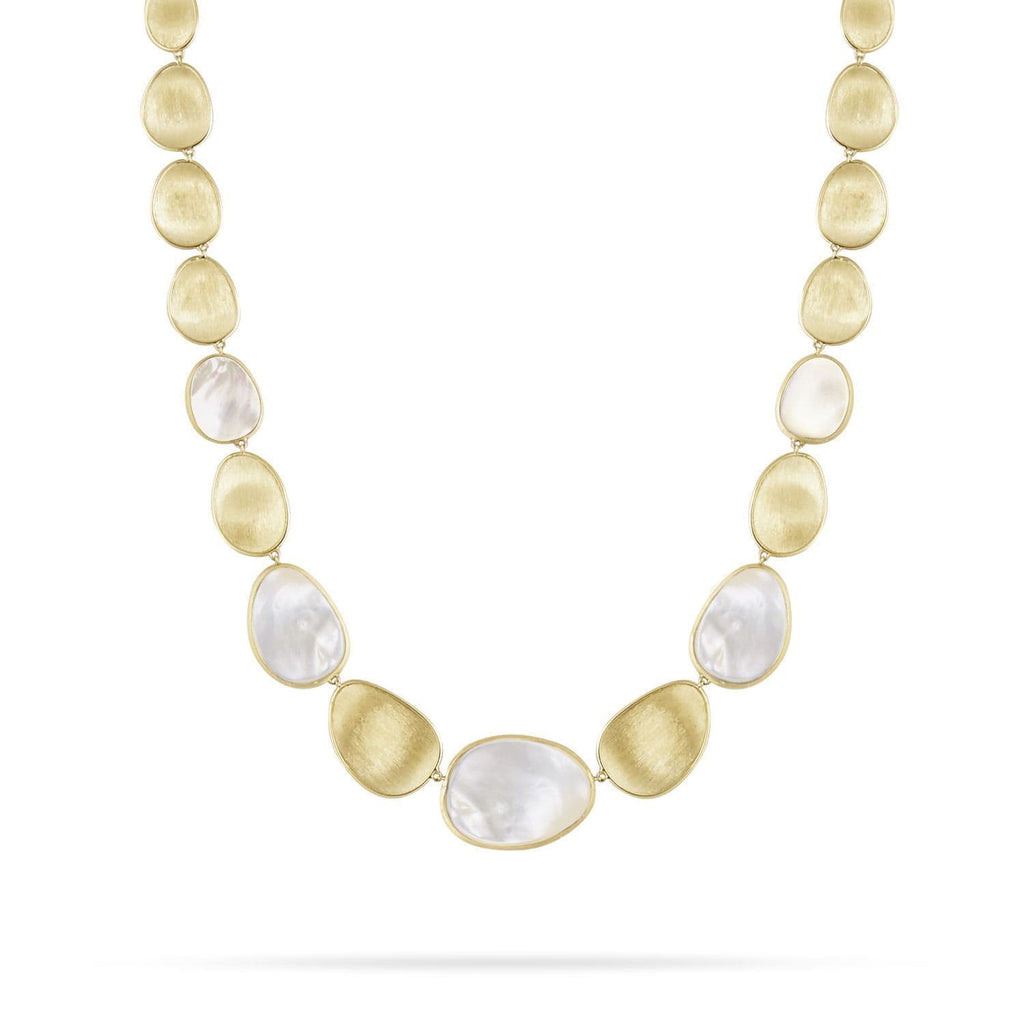 Lunaria Mother of Pearl Necklet
