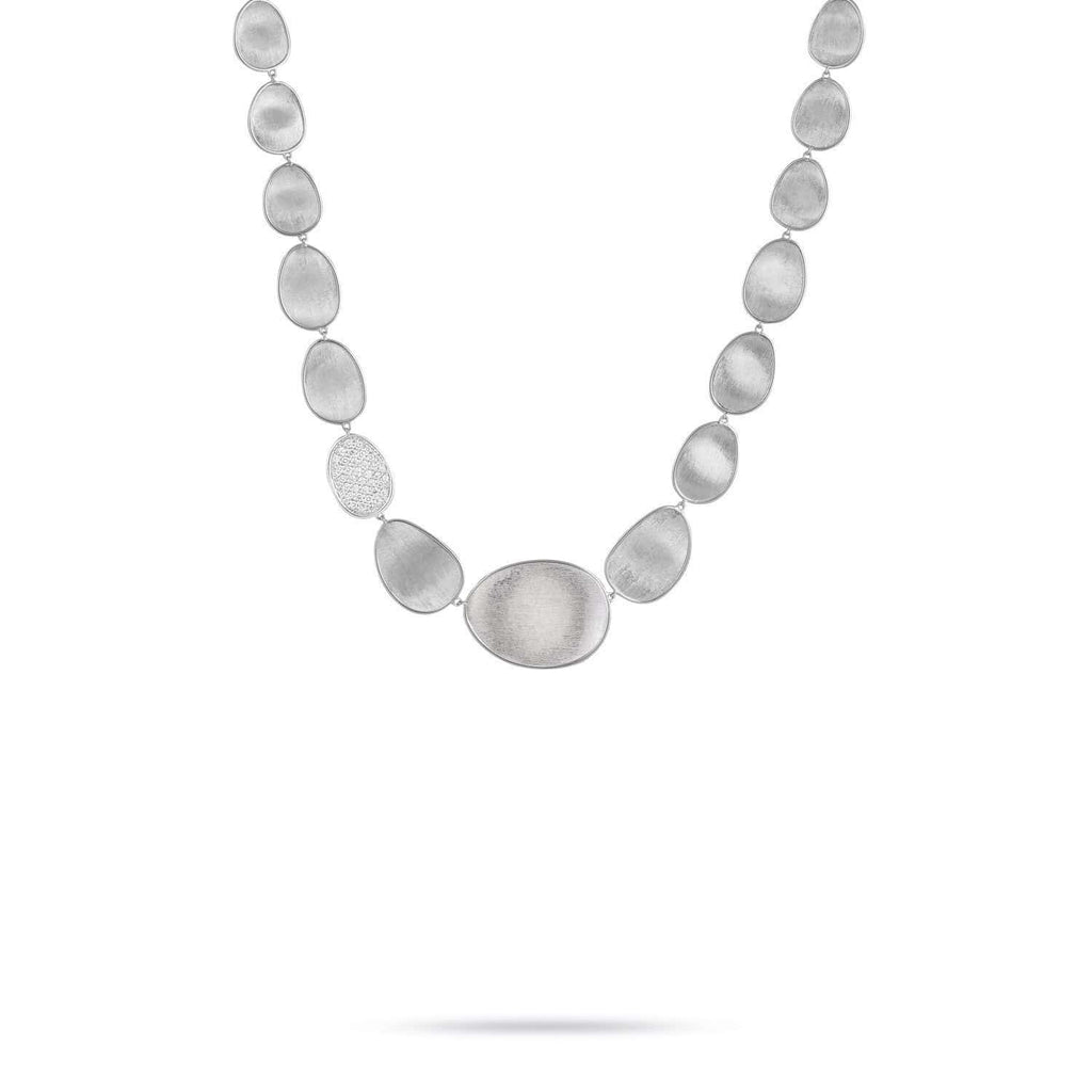 Lunaria Diamond Necklet