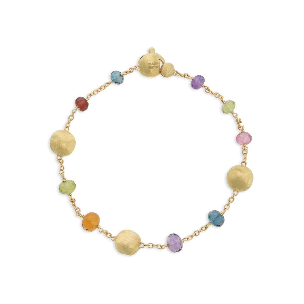 Africa Mixed Gemstone Bracelet