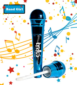 Band Girl - Bluenote Blue with Blueberry Flavor