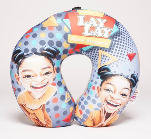 Travel Comfort Neck Pillow - Show Stopper