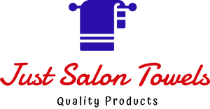 Just Salon Towels, Colored Salon Towels, Bleach Proof Towels, Hand Towels, Black Hand Towels